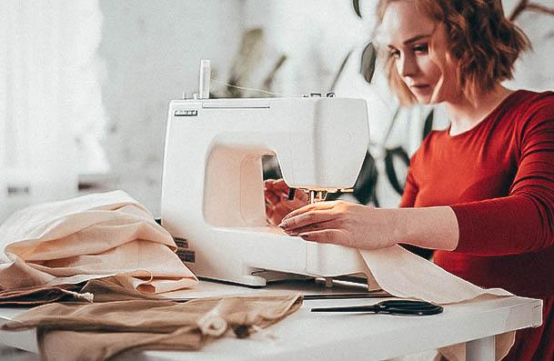 Female Hobby Ideas Sewing