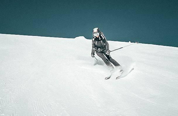 Female Hobby Ideas Skiing Snowboarding