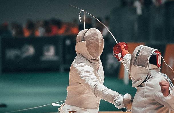 Fencing Date Idea Activites