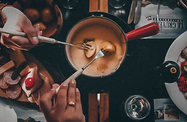 Fondue Date Ideas That Are Romantic
