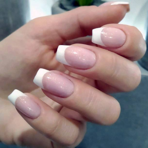 French Natural Nail Ideas For Women