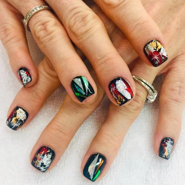 Fresh Glass Nails For Women