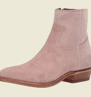 Frye Womens Billy Inside Zip Boot