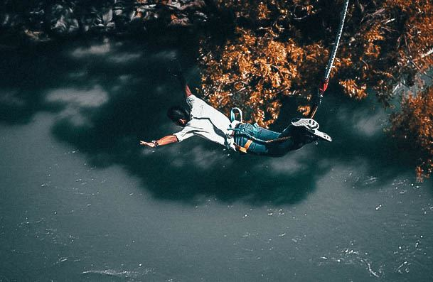 Fun Date Ideas Bungee Jump