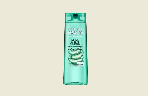 Garnier Fructis Pure Clean Womens Shampoo