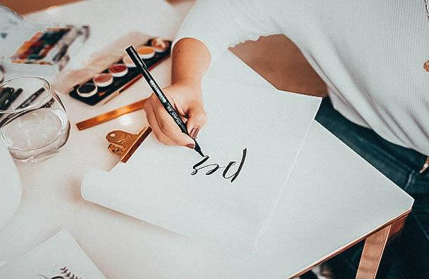 Girly Hobbies Calligraphy Hobbies For Women
