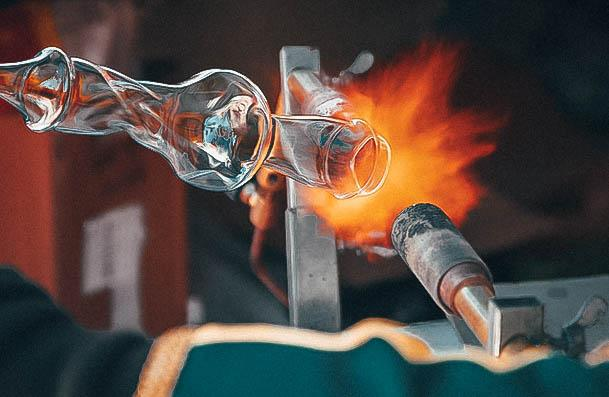 Glass Blowing Date Ideas