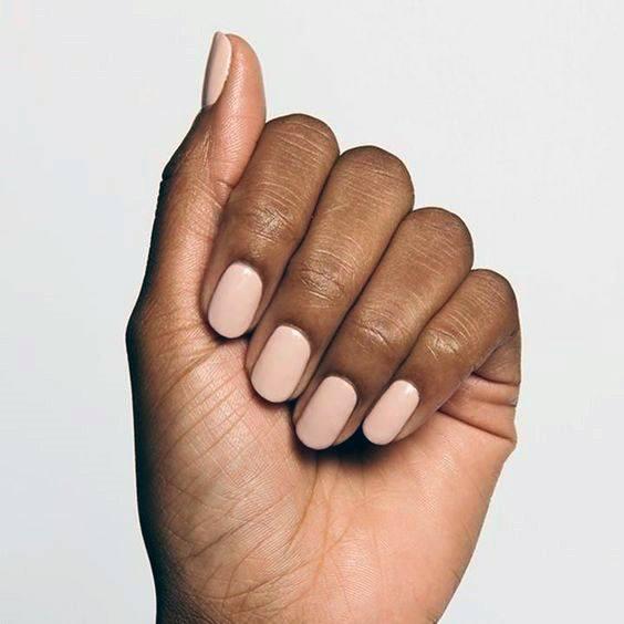 Gorgeous Natural Nail Ideas For Women