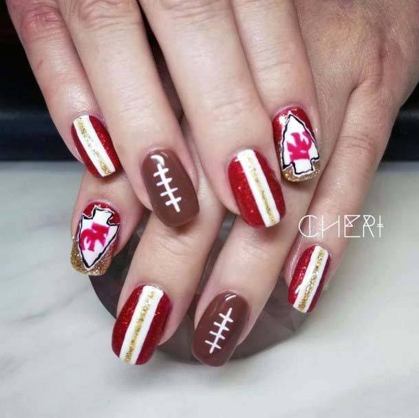Grand Sport Nails For Women