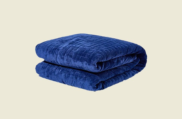 Gravity Blanket For Sleep Stress And Anxiety Weighted Blanket For Women