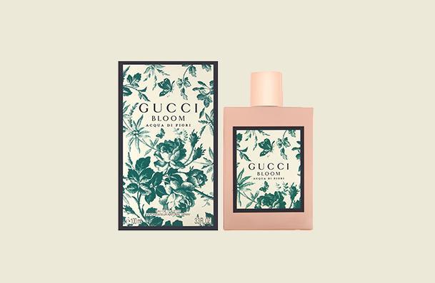 Gucci Bloom Acqua Di Fiori Eau De Toilette Spray Women's Perfume