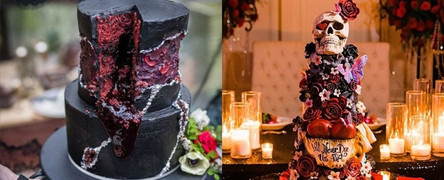 Top 80 Best Halloween Wedding Cake Ideas – Spooky Themed Designs