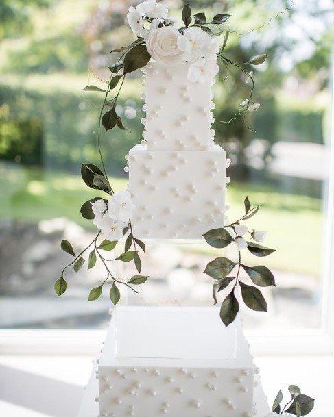 Hanging Magic Cake Beautiful Wedding