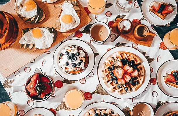 Have Brunch Date Ideas