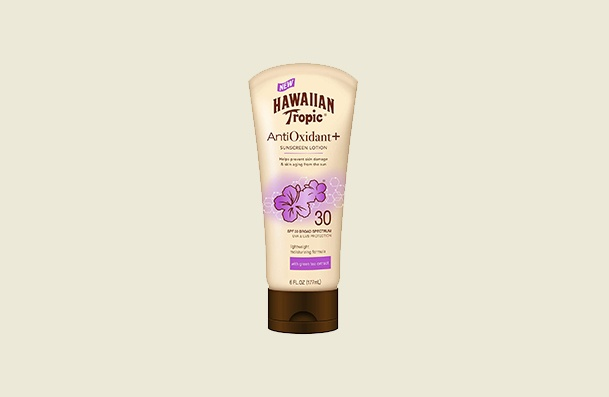Hawaiian Tropic Antioxidant Sunscreen For Women