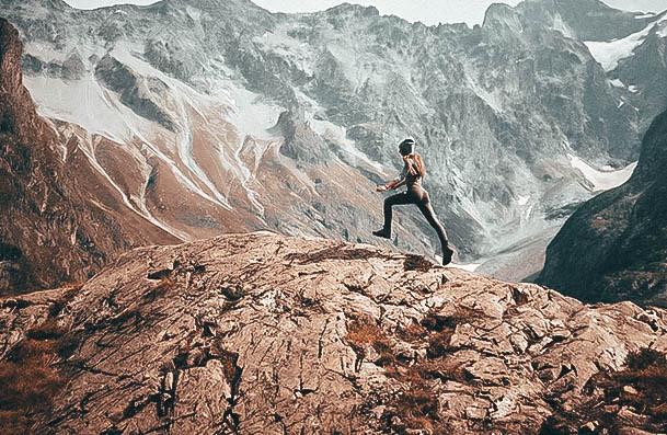 Hiking Outdoors Hobbies For Women