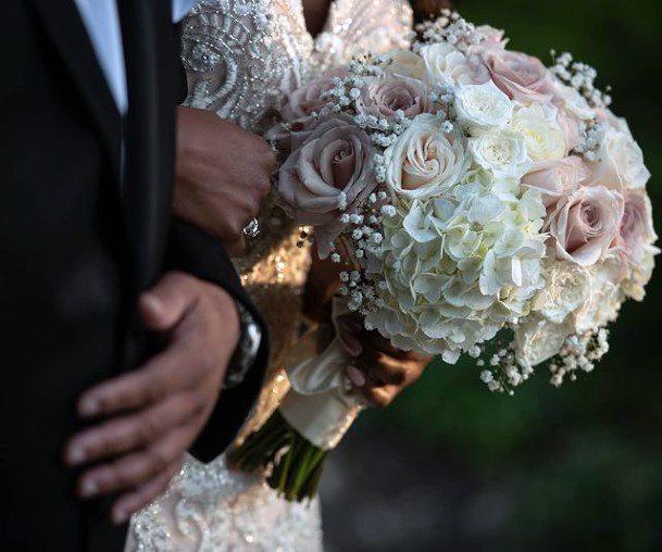 Hydrangea Healthy Wedding Flowers