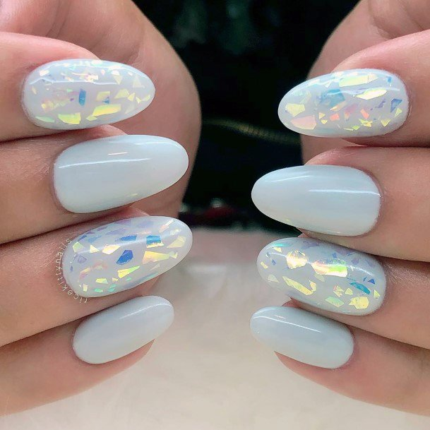 Ice Empress Glass Nails For Women
