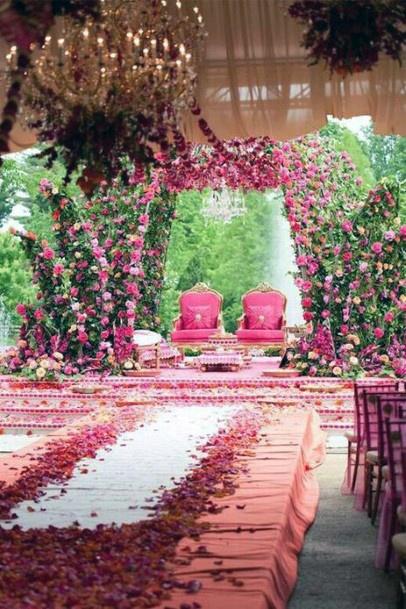 Indian Wedding Flowers Abloom