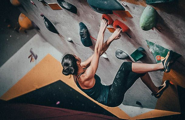Indoor Or Outdoor Rock Climbing Date Night Ideas For Married Couples