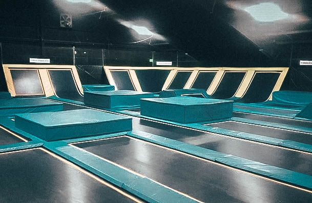 Indoor Trampoline Cheap Date Ideas