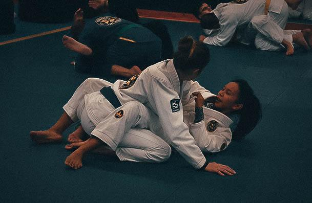 Jiu Jitsu Physical Fitness Hobbies For Girls