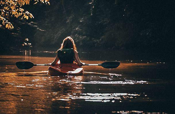 Kayaking Outdoor Hobby Ideas For Women