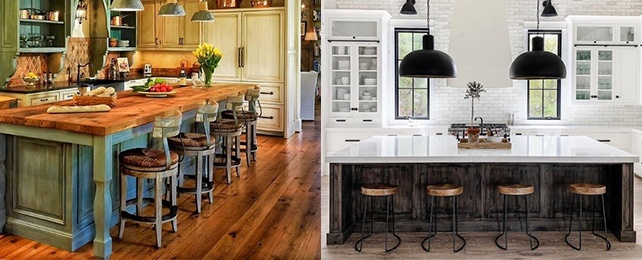 Top 90 Best Kitchen Island Ideas – Heart Of The House Designs