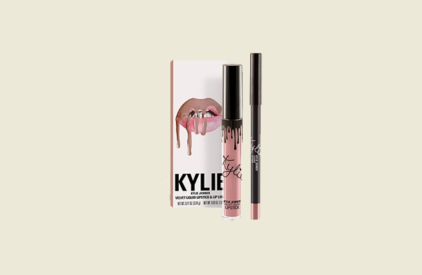 Kylie Cosmetics Velvet Lip Kit Lipstick For Women