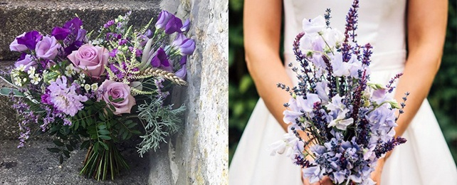 Top 60 Best Lavender Wedding Flower Designs – Relaxing Purple Florals