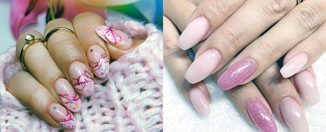 Top 50 Best Light Pink Nails for Women – Cute Classy Design Ideas