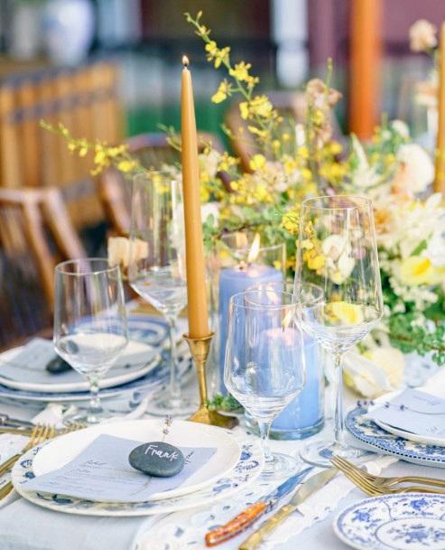 Light Yellow Wedding Flowers