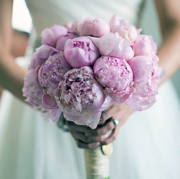 Lilac May Wedding Flowers