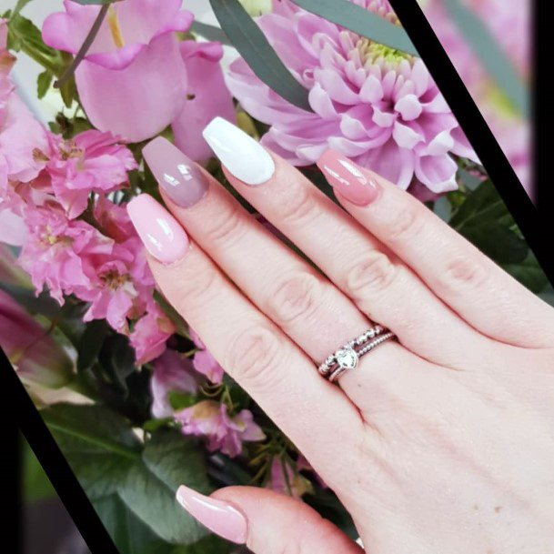 Lily Of The Valley Nail Colors
