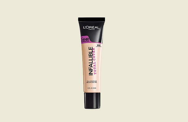 L'oreal Paris Infallible Total Full Coverage Foundation For Women