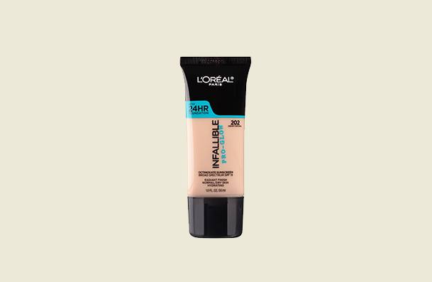 Loreal Paris Makeup Infallible Up To 24hr Pro Glow Drugstore Foundation For Women