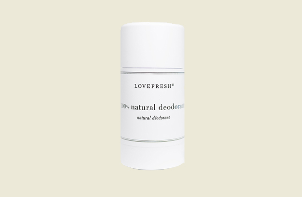 Lovefresh Super Strength Natural Deodorant For Women