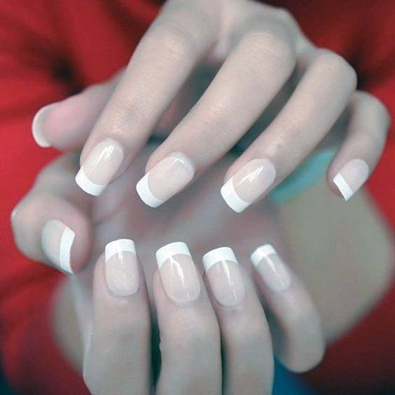 Lovely Natural Nail Ideas For Women