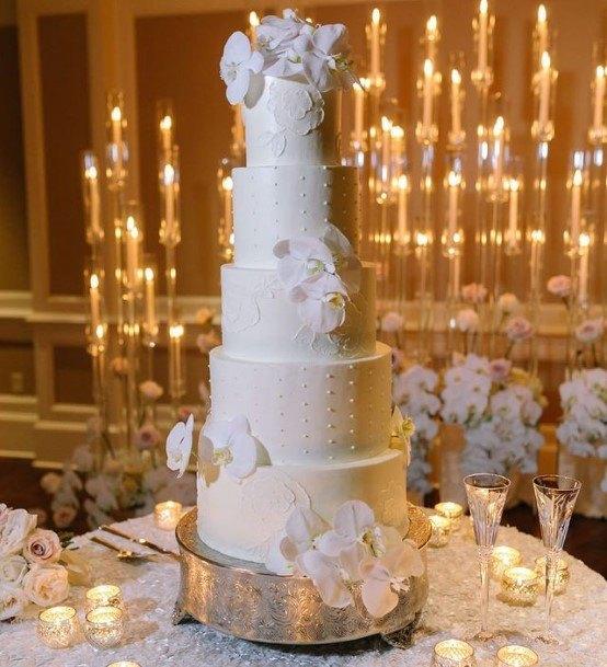 Marvellous Buttercream Wedding Cake