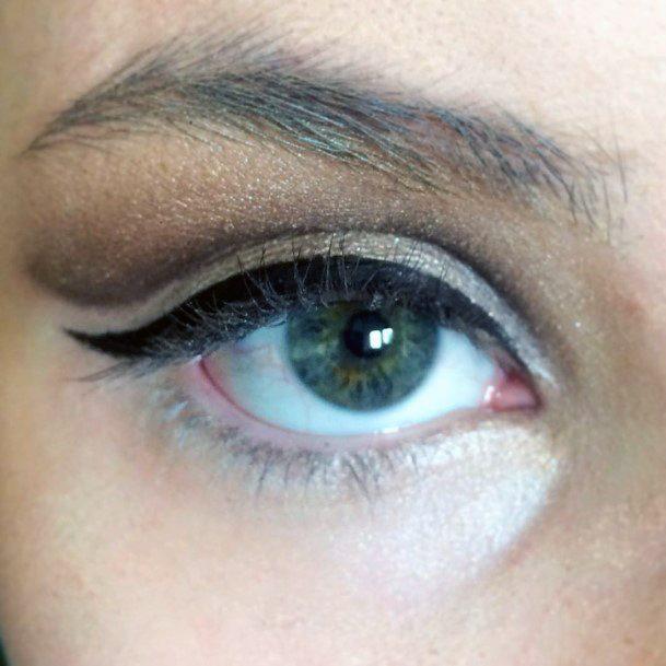 Matte Brown Eyeshadow Women
