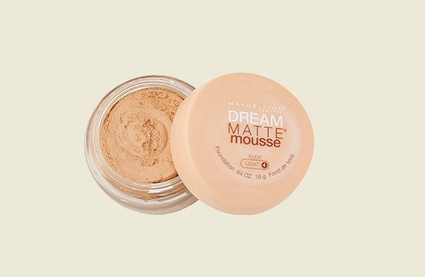 Maybelline Dream Matte Mousse Full Coverage Foundation For Women