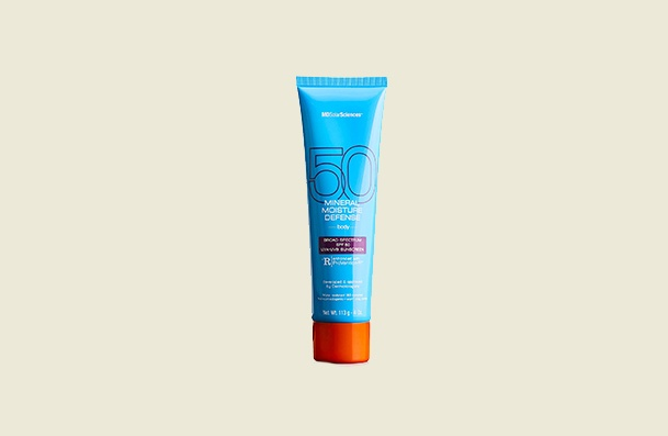 Mdsolarsciences Mineral Moisture Defense Spf 50 Sunscreen For Women