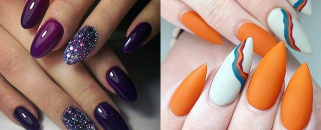 Top 70 Best Nail Color Ideas for Women – Brilliant Colorful Ideas