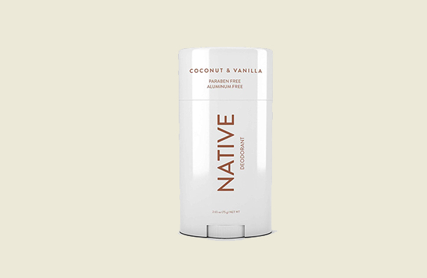 Native Coconut & Vanilla Women's Natural Deodorant
