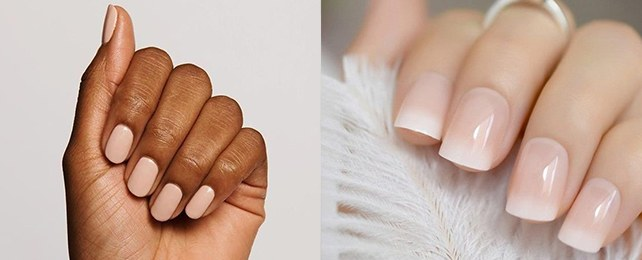 Top 50 Best Natural Nail Ideas For Women – Natural Beauty Inspiration