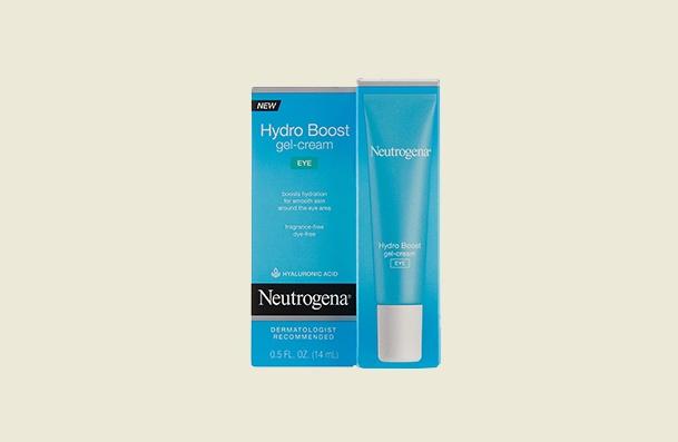 Neutrogena Hydro Boost Hydrating Hyaluronic Acid Gel Eye Cream For Women
