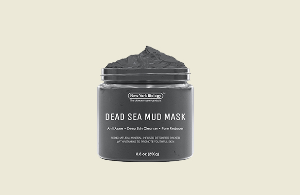 New York Biology Dead Sea Mud Face Mask For Women