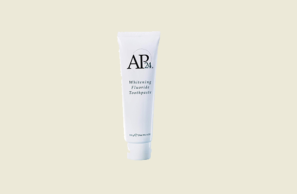 Nu Skin Ap 24 Fluoride Whitening Toothpaste For Women