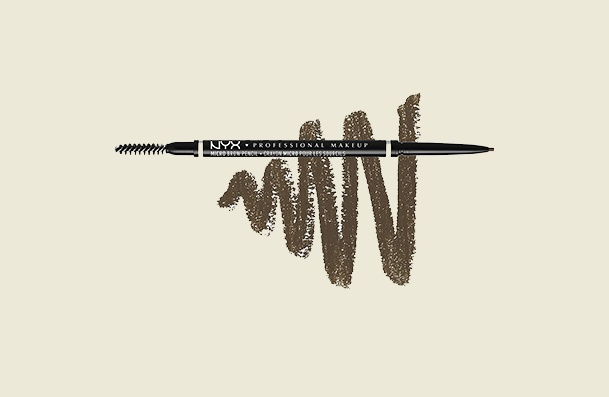 Nyx Professional Makeup Micro Eyebrow Pencil For Women