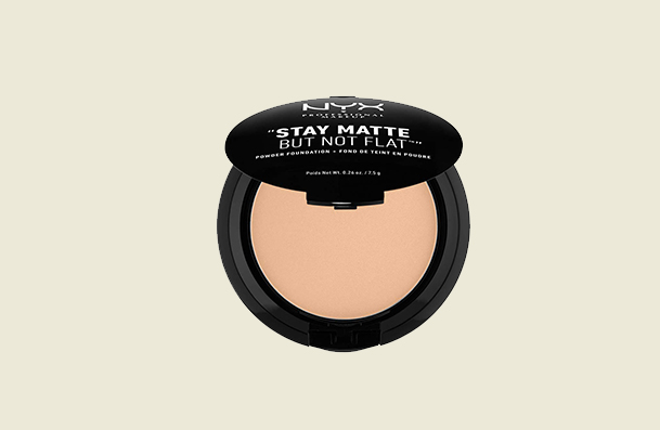 Nyx Professional Makeup Stay Matte But Not Flat Powder Foundation For Women